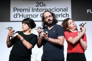 XX Premio internacional de Humor Gat Perich