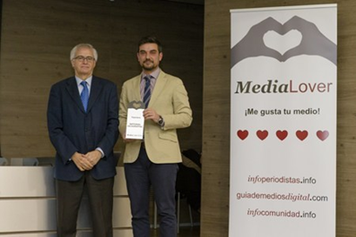 Premio Medialover a National Geographic