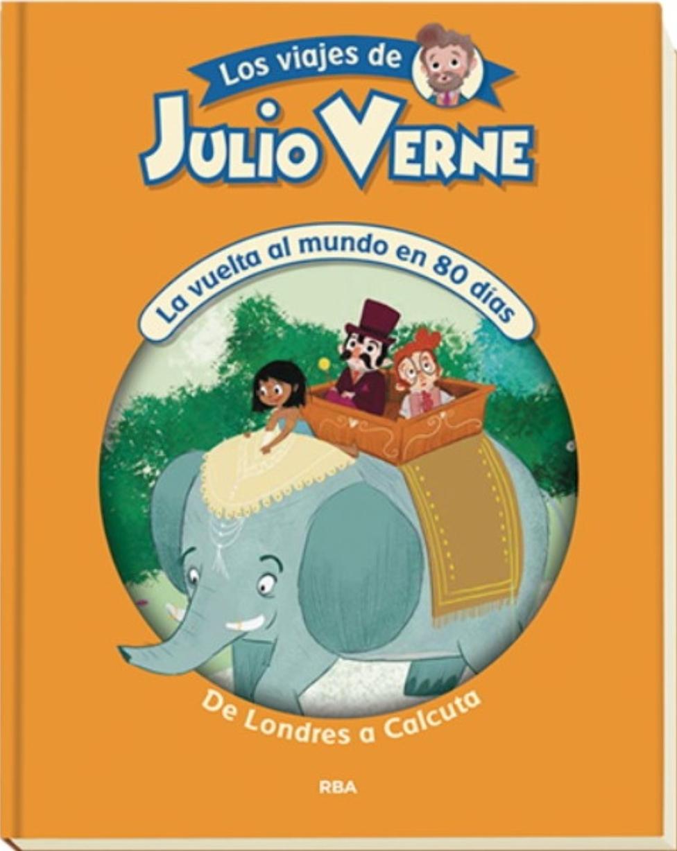 Libros infantiles de Julio Verne